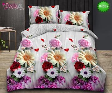 5D спално бельо с код B-632