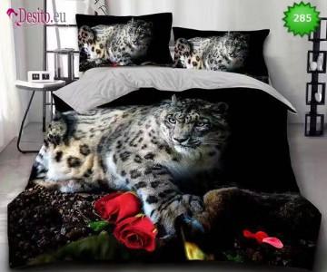 5D спално бельо с код 285