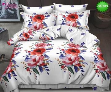 Спално бельо, 100% памук, 6 части с код 60-383