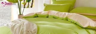 Двулицево спално бельо